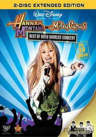 Hannah Montana And Miley Cyrus: Best Of Both Worlds Concert - 2 Disc Extended Edition Movie