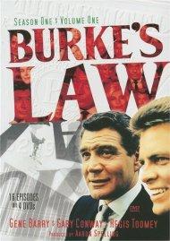 Burkes Law: Season One - Volume 1 Movie