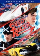 Speed Racer (Widescreen) Movie