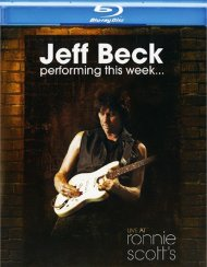 Jeff Beck: Performing This Week - Live At Ronnie Scotts Blu-ray
