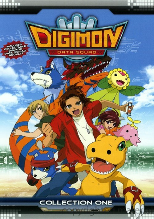 Digimon Data Squad: Collection One Movie