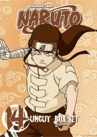 Naruto: Volume 14 - Box Set Movie
