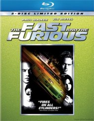 Fast And The Furious, The Blu-ray