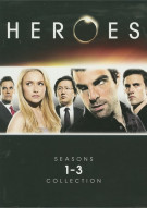 Heroes: Seasons 1 - 3 Collection Movie