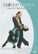 Ballroom Basics: Volume 7 - Jive And Samba Movie