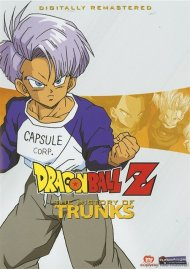 Dragon Ball Z: The History Of Trunks Movie