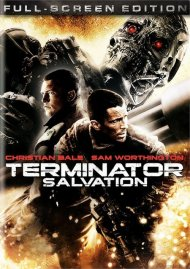 Terminator Salvation (Fullscreen) Movie