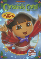 Dora The Explorer: Doras Christmas Carol Adventure Movie