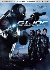 G.I. Joe: The Rise Of Cobra - 2 Disc Digital Copy Edition Movie