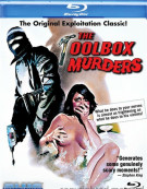 Toolbox Murders, The Blu-ray