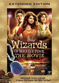 Wizards Of Waverly Place: The Movie - Extended Edition Movie