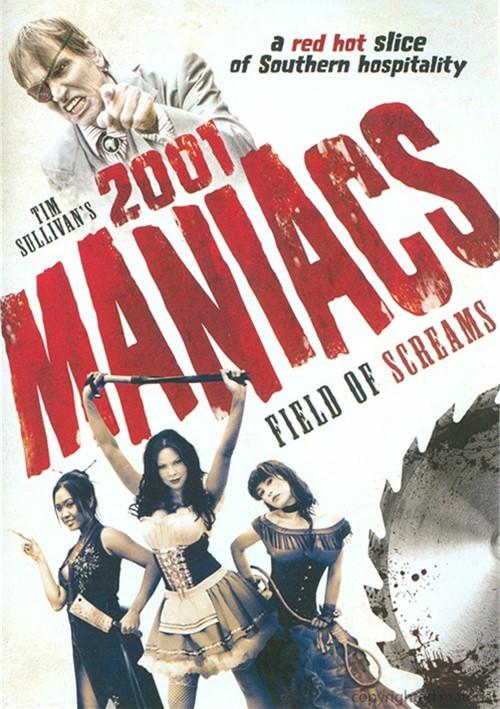 2001 Maniacs: Field Of Screams (Rated) Movie