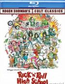Rock N Roll High School Blu-ray