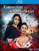 Vampire Girl Vs Frankenstein Girl Blu-ray