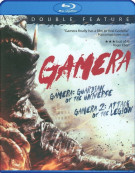 Gamera: Guardian Of The Universe / Attack Of The Legion (Double Feature) Blu-ray