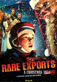 Rare Exports: A Christmas Tale Movie