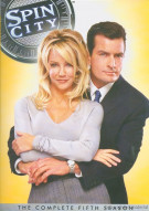 Spin City: The Complete Fifth Season Movie