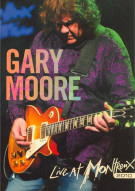 Gary Moore: Live At Montreux 2010 Movie