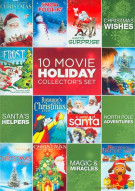 10 Features Holiday Collectors Set (Family) Movie
