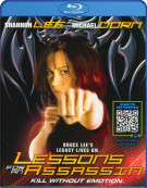Lessons For An Assassin Blu-ray