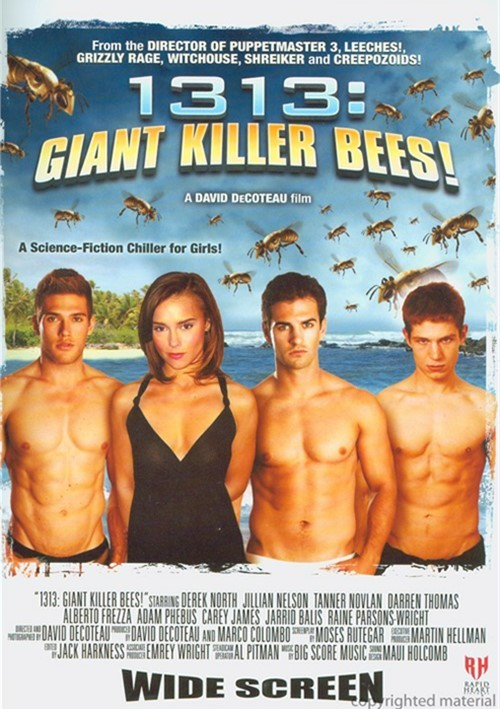 1313: Giant Killer Bees! Movie