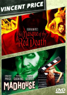 Masque Of The Red Death, The / Madhouse (Double Feature) Movie