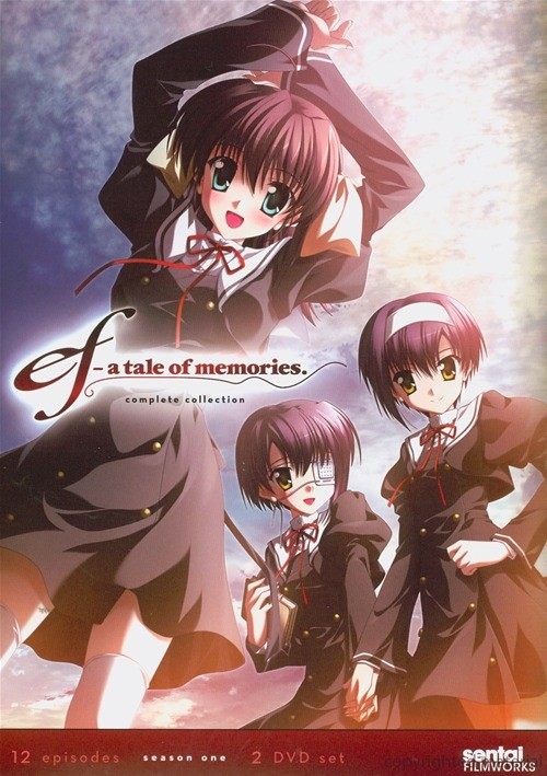 Ef - A Tale Of Memories: The Complete Collection Movie