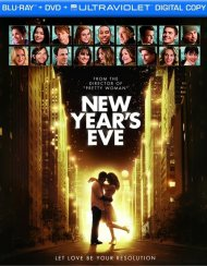 New Years Eve (Blu-ray + DVD + Digital Copy) Blu-ray
