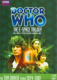 Doctor Who: The E-Space Trilogy (Repackage) Movie