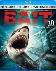 Bait 3D (3D Blu-ray + Blu-ray + DVD) Blu-ray