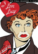 I Love Lucy: The Final Seasons 7, 8 & 9 (Repackage) Movie
