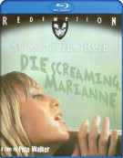 Die Screaming, Marianne: Remastered Edition Blu-ray
