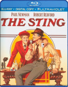 Sting, The (Blu-ray + Digital Copy + UltraViolet) Blu-ray