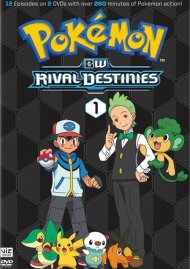 Pokemon: Black & White Rival Destinies - Set 1 Movie