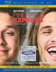 Pineapple Express (Blu-ray + UltraViolet) Blu-ray