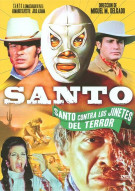 Santo Vs. The Rider Of Terror (Santo Contra Los Jinetes Del Terror) Movie