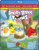 Angry Birds Toons: Season One - Volume Two Blu-ray