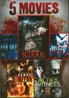 5 Movie Horror Pack: Volume Five Movie