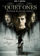 Quiet Ones, The (DVD + UltraViolet) Movie