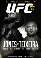 UFC 172: Jones VS. Teixeira Movie