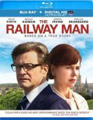 Railway Man, The (Blu-ray + UltraViolet) Blu-ray