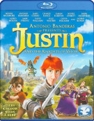 Justin & The Knights Of Valor Blu-ray