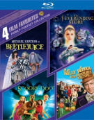 4 Film Favorites: Family Fantasy Collection Blu-ray