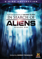 In Search Of Aliens: Season One Movie