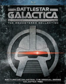 Battlestar Galactica: The Remastered Collection Blu-ray