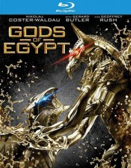 Gods Of Egypt (Blu-ray 3D + Blu-ray + DVD + UltraViolet) Blu-ray