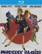 Modesty Blaise Blu-ray