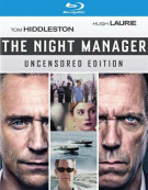 Night Manager, The: Season One Blu-ray