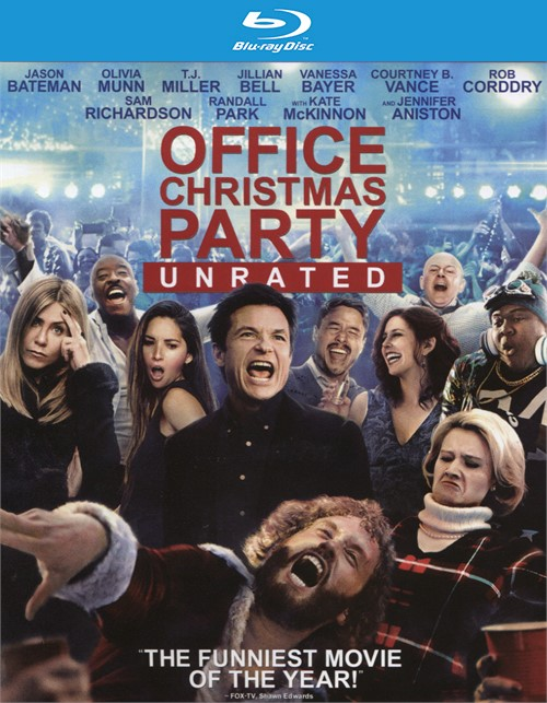 Office Christmas Party (Extended Version) (Blu-ray + DVD Combo + UltraViolet) Blu-ray