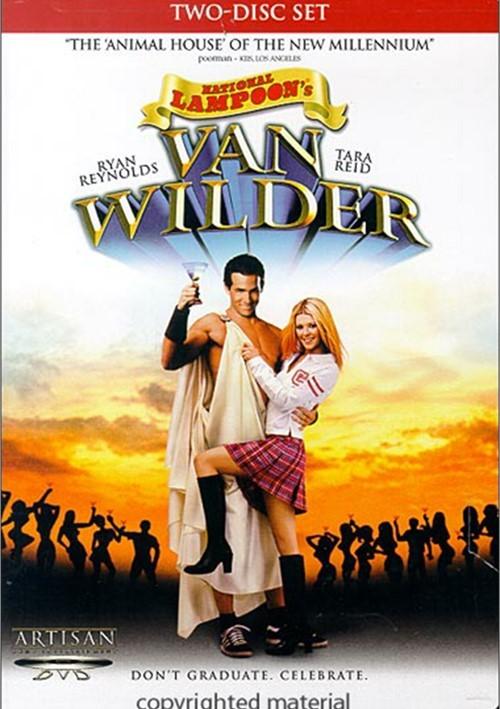 National Lampoons Van Wilder Movie